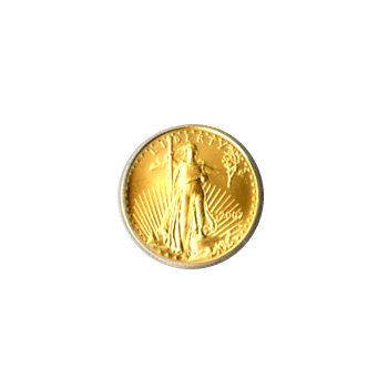 2007-W American Gold Eagle 1/10 oz Uncirculated
