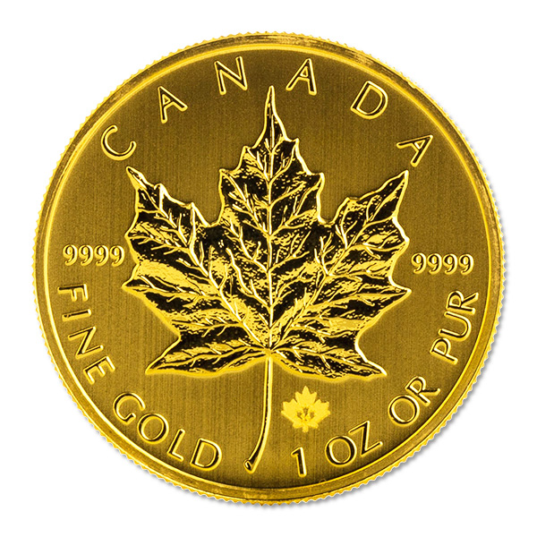 The Gold Maple Leaf Is One Of Few 24 Karat Bullion Coins Available So If You Want To Aculate High Purity It Could Be A Good Option