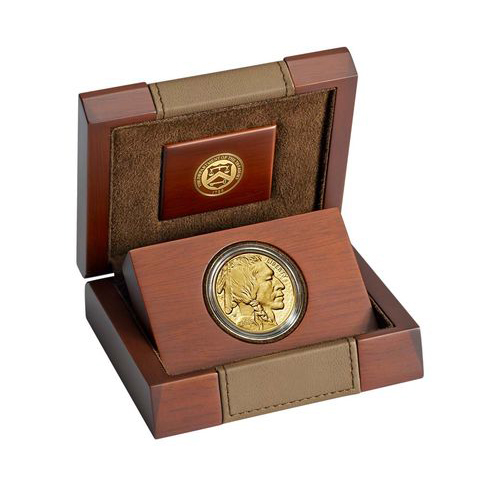 Proof Buffalo Gold Coin One Ounce 2015-W
