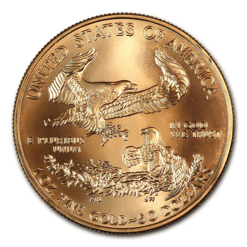 how much is a one ounce gold coin