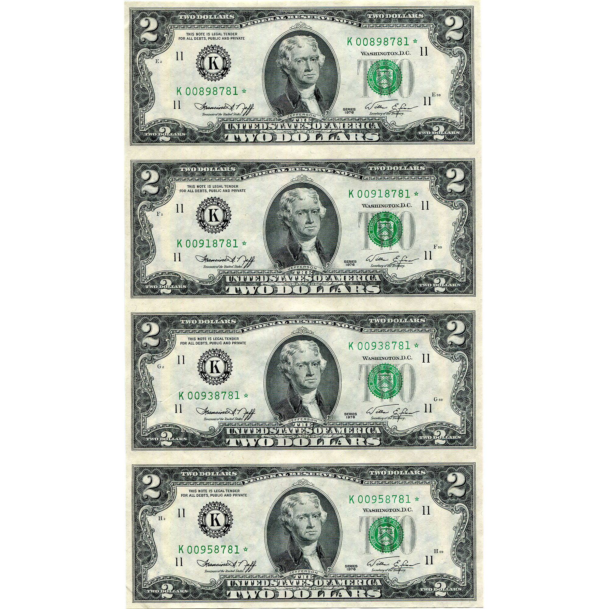 4x currency