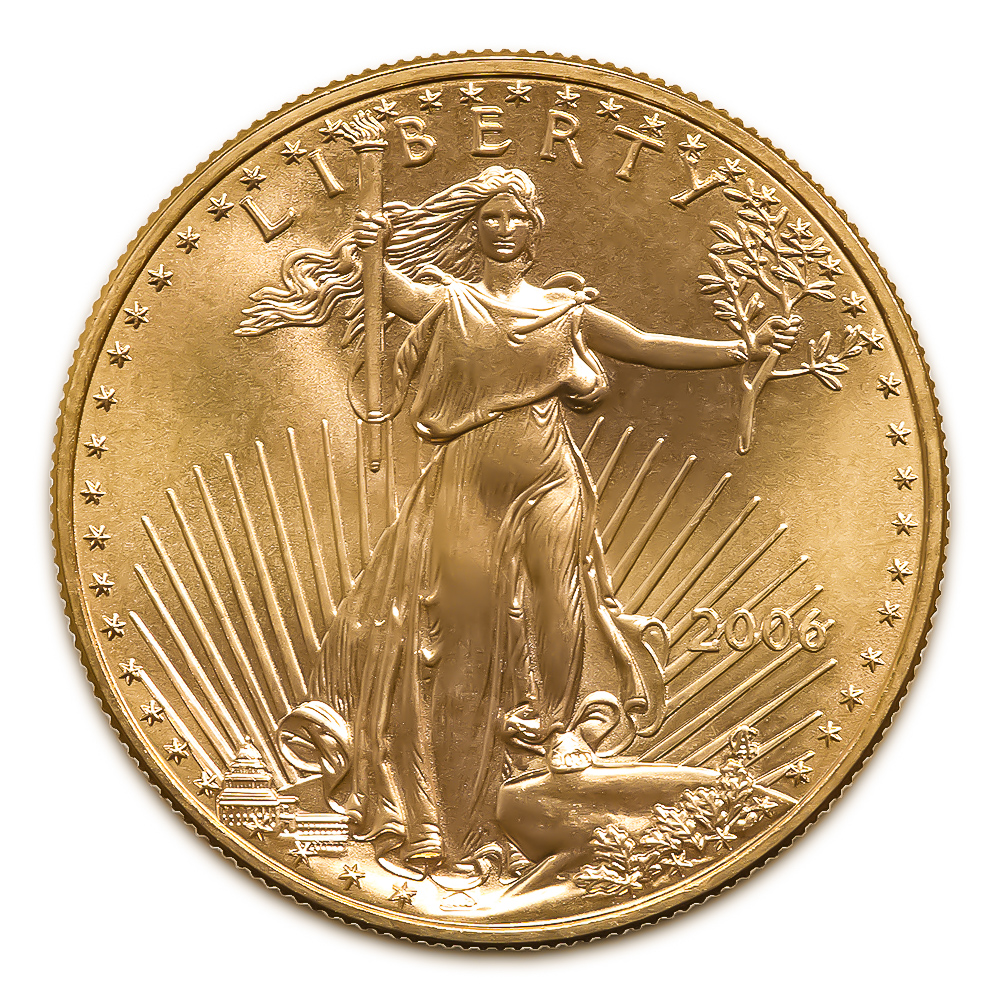 2006 American Gold Eagle 1oz Uncirculated