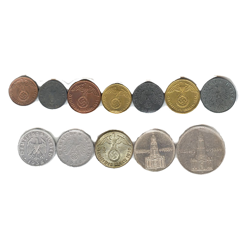 Germany Third Reich 14 piece set