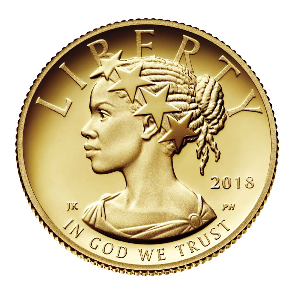 2018 American Liberty Tenth Ounce Gold Proof Coin