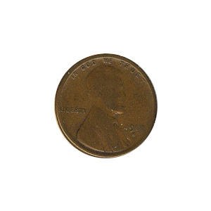 Lincoln Cent G-VG 1912-S