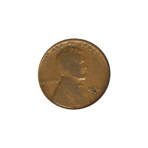 Lincoln Cent G-VG 1931-D