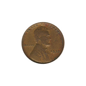Lincoln Cent G-VG 1933