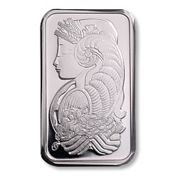 Palladium Bars: Pamp Suisse Ten Ounce Palladium Bar