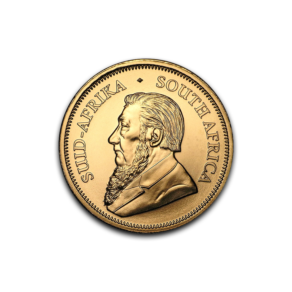 South Africa Gold Krugerrand Quarter Ounce (Random Year)