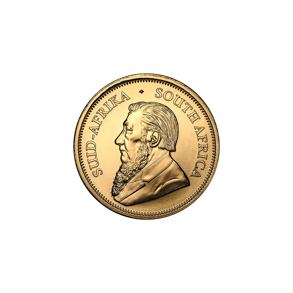 South Africa Gold Krugerrand Tenth Ounce (Random Year)