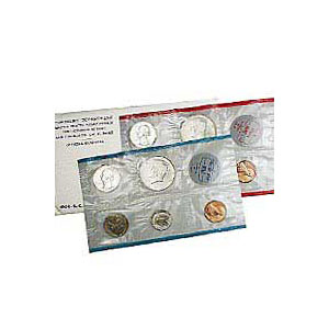 Uncirculated Mint Set 1964