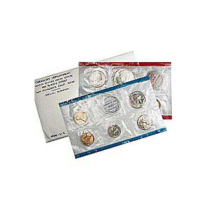 Uncirculated Mint Set 1968
