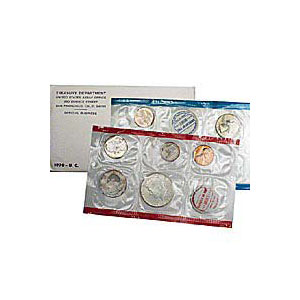 Uncirculated Mint Set 1970