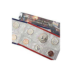 Uncirculated Mint Set 1995