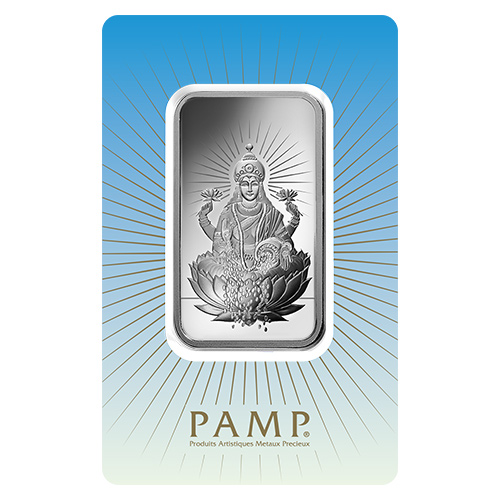 Pamp Suisse Silver Bar 1 Oz Lakshmi Golden Eagle Coins