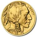 Uncirculated Gold Buffalo Coin One Ounce 2008