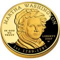 First Spouse 2007 Martha Washington Proof