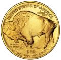 Uncirculated Gold Buffalo Coin One Ounce 2009