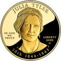 First Spouse 2009 Julia Tyler Proof