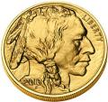 Uncirculated Gold Buffalo Coin One Ounce 2010