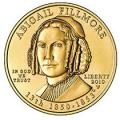 First Spouse 2010 Abigail Fillmore Uncirculated