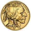 Uncirculated Gold Buffalo Coin One Ounce 2013