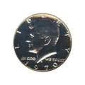 Kennedy Half Dollar 1970-S Proof