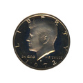 Kennedy Half Dollar 1972-S Proof