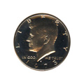 Kennedy Half Dollar 1973-S Proof