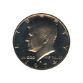 Kennedy Half Dollar 1974-S Proof