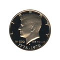 Kennedy Half Dollar 1976-S Proof Silver