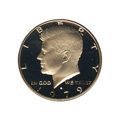 Kennedy Half Dollar 1979-S Proof Type 1