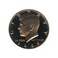 Kennedy Half Dollar 1988-S Proof