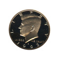 Kennedy Half Dollar 1993-S Proof