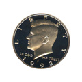 Kennedy Half Dollar 1993-S Proof Silver
