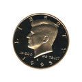 Kennedy Half Dollar 1995-S Proof