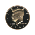 Kennedy Half Dollar 1996-S Proof