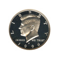 Kennedy Half Dollar 1996-S Proof Silver