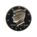 Kennedy Half Dollar 1997-S Proof