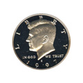 Kennedy Half Dollar 1997-S Proof Silver