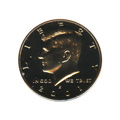 Kennedy Half Dollar 2001-S Proof