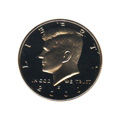Kennedy Half Dollar 2002-S Proof