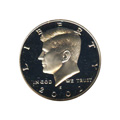 Kennedy Half Dollar 2002-S Proof Silver