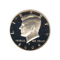 Kennedy Half Dollar 2004-S Proof Silver