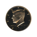 Kennedy Half Dollar 2005-S Proof