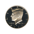 Kennedy Half Dollar 2005-S Proof Silver