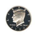 Kennedy Half Dollar 2006-S Proof Silver