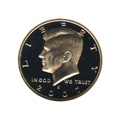 Kennedy Half Dollar 2007-S Proof