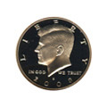 Kennedy Half Dollar 2008-S Silver Proof