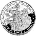 US Commemorative Dollar Proof 2010 Boy Scouts